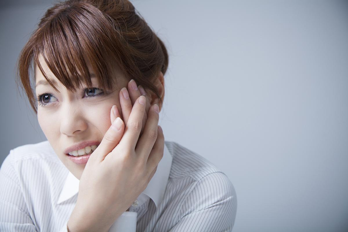 顎関節症治療用マウスピース