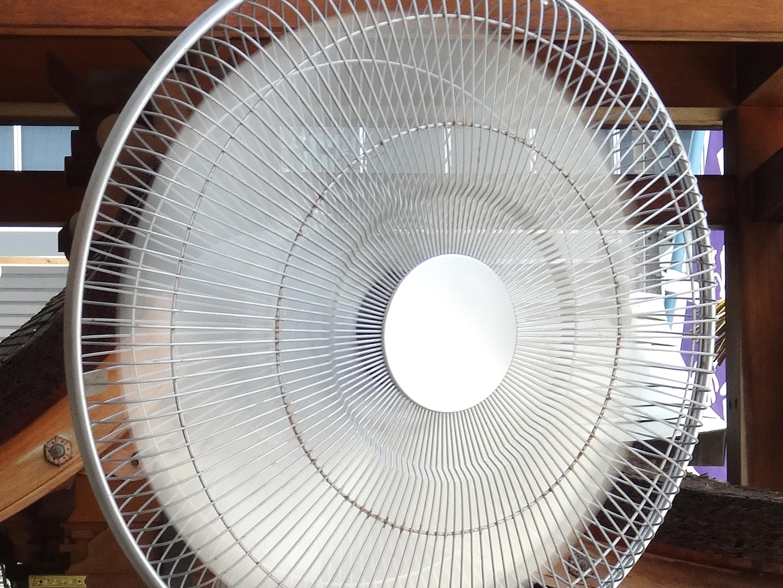 扇風機の処分・買取