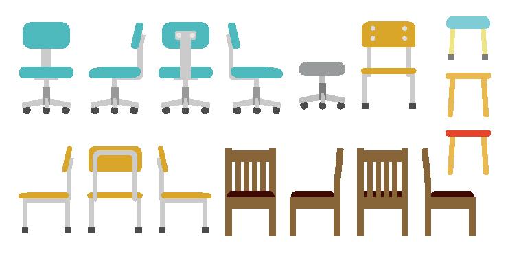 椅子の処分・回収