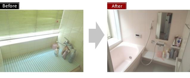 【施工事例】浴室リフォーム 越谷市T様邸