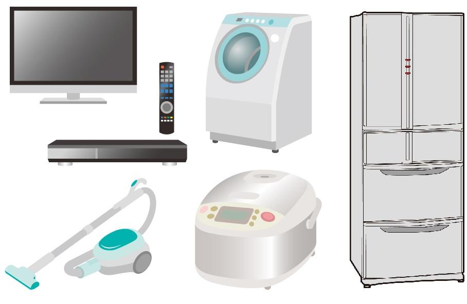 家電の回収・処分・買取