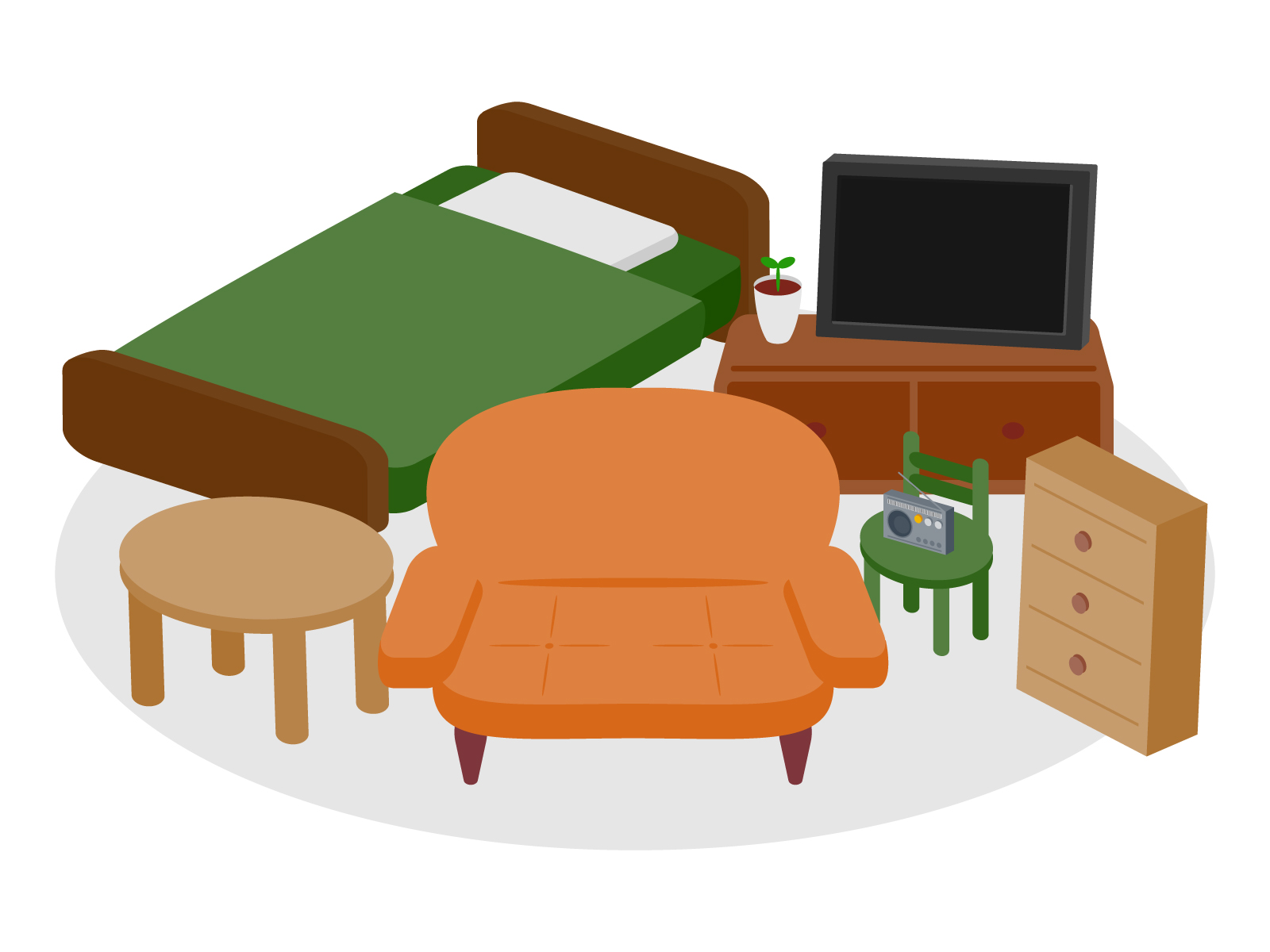 家財道具の処分/買取