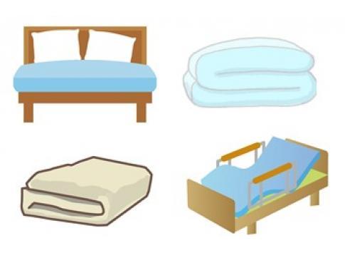 ベッドの回収処分/買取