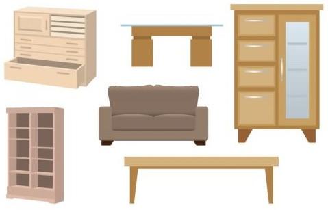 家具(回収処分・買取)