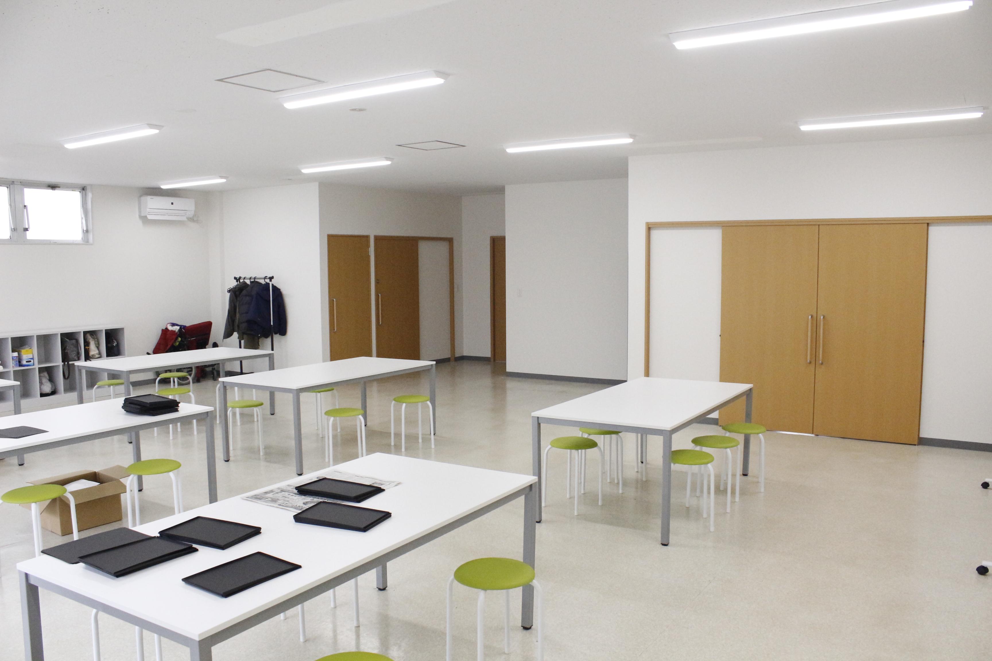 訓練・作業室