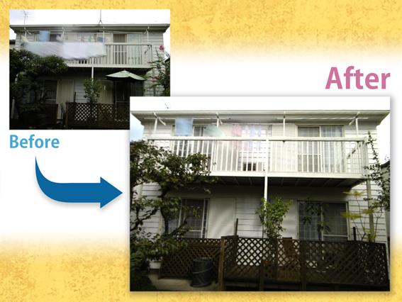 【施工事例】 外壁塗装S様邸