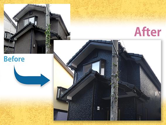 【施工事例】 外壁塗装K様邸