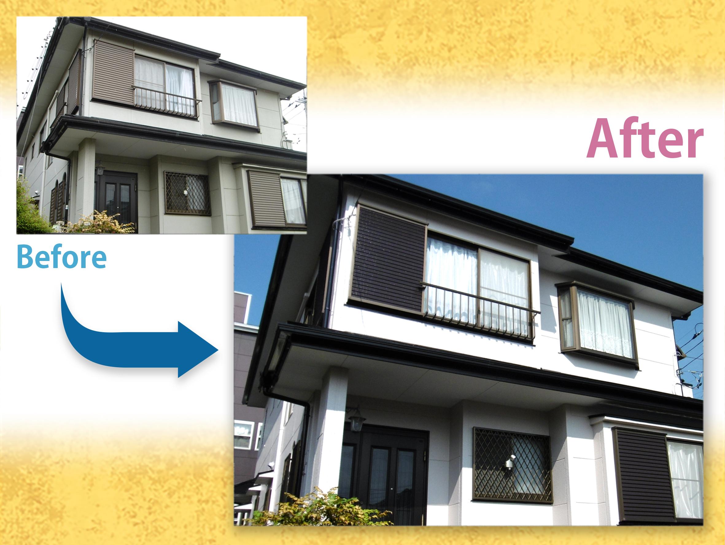 【施工事例】 外壁・屋根塗装 E様邸