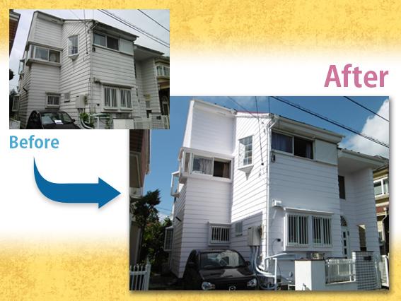 【施工事例】外壁・屋根塗装 T様邸