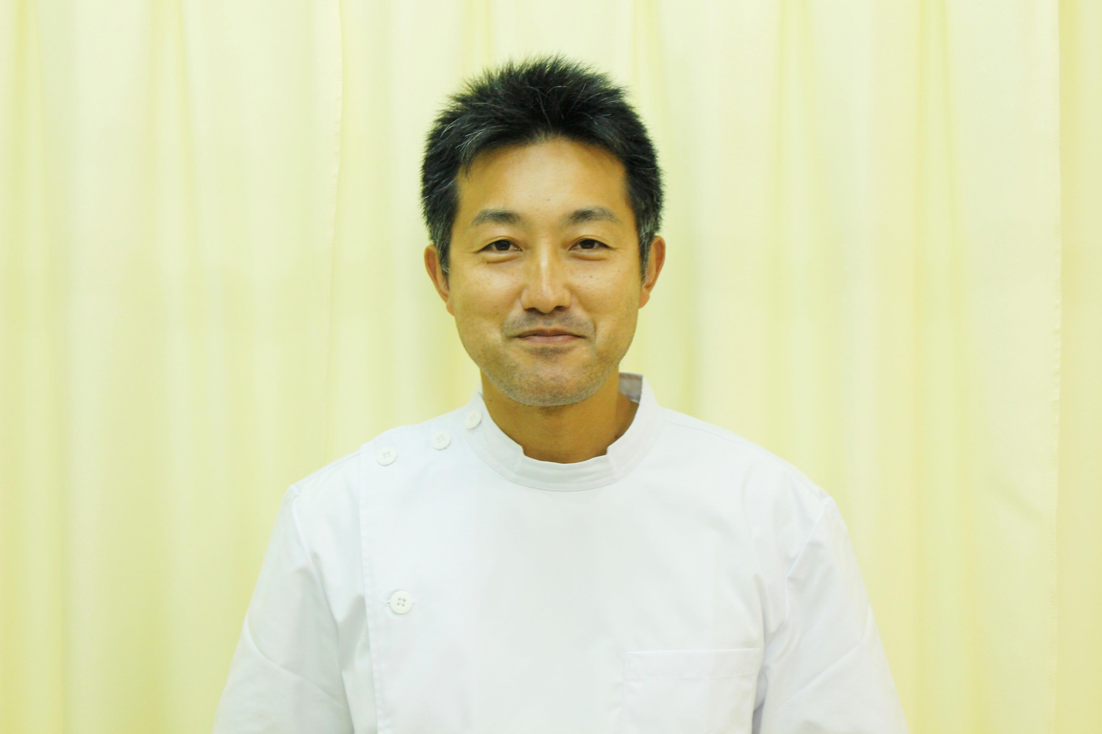 柔道整復師 松田院長