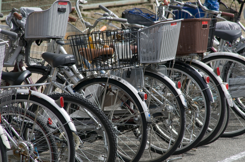自転車の処分・買取