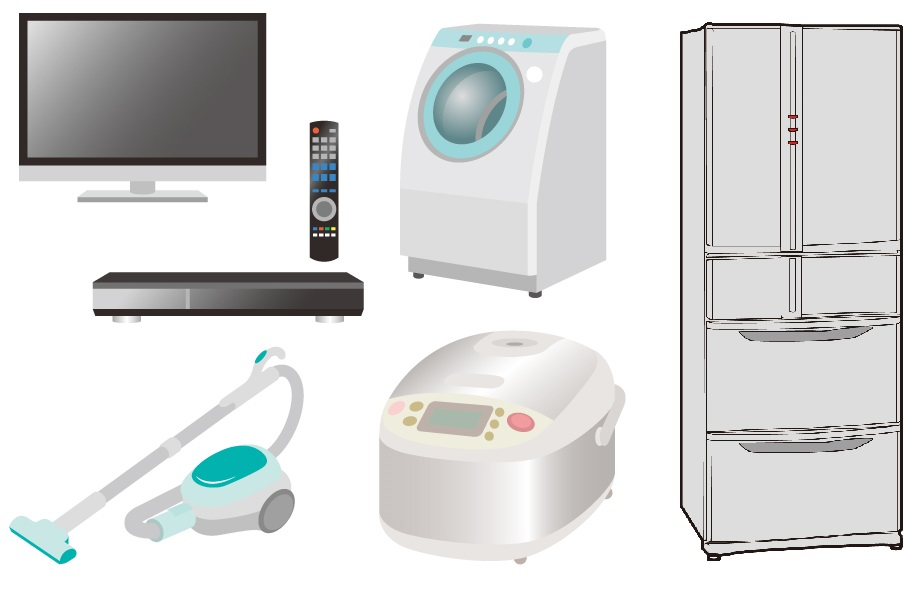 家電の回収・処分/買取