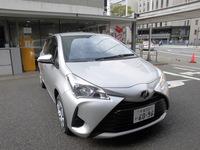 Mクラス トヨタ ヴィッツ 新車の入庫!当店おすすめの車両です★安心のナビ・ETC・ドライブレコーダー付き!3台ご用意しております。