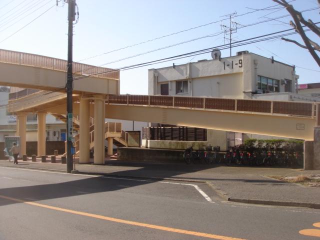 【施工事例】横断歩道橋塗装工事①