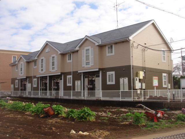 【施工事例】柏市アパート屋根塗装、外壁塗装、目地打ち替え