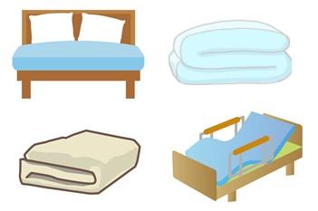 ベッド・マットレスの回収処分/買取
