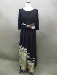 留め袖新感覚ドレス