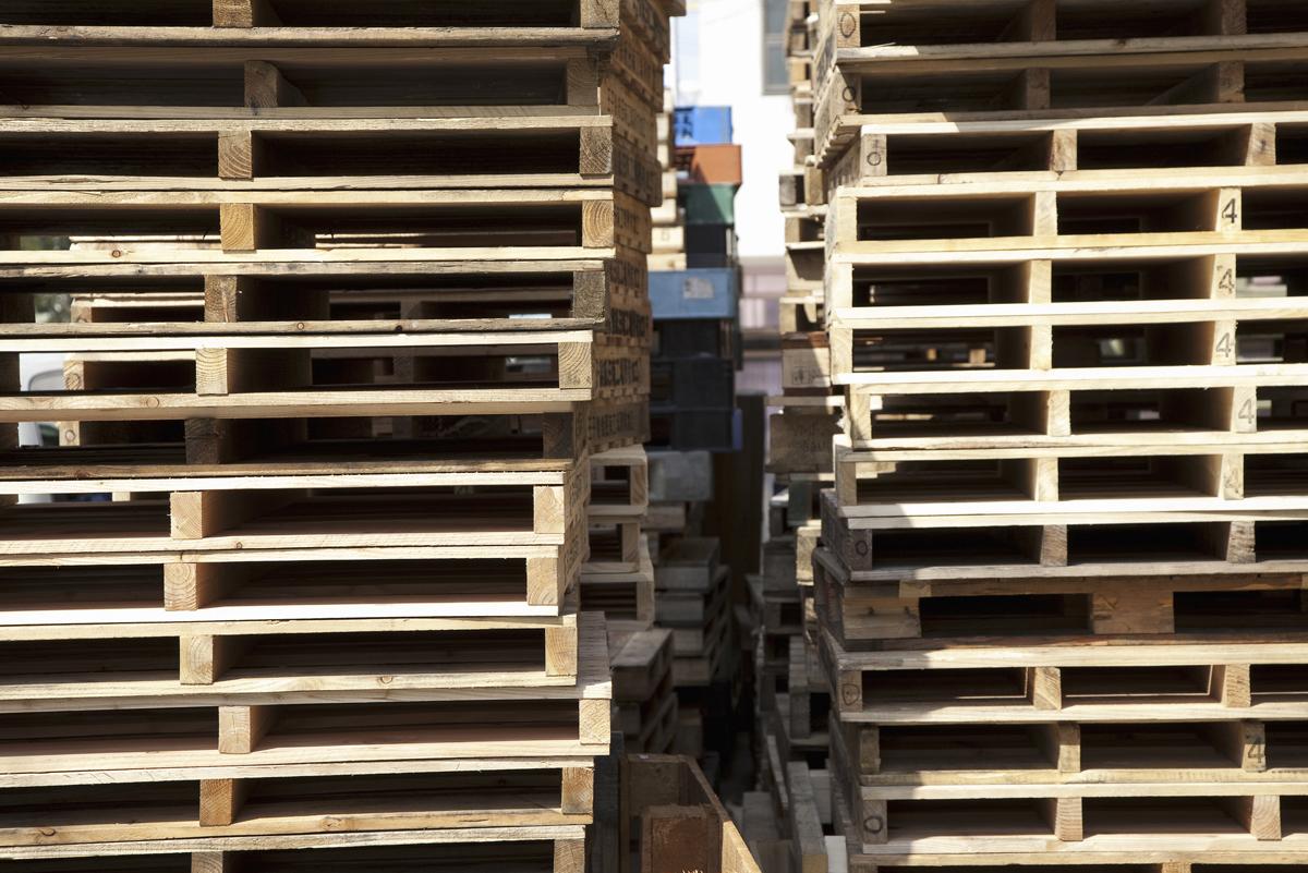 木製パレット・木材の処分・回収