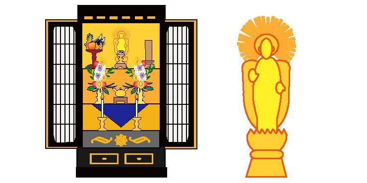 仏壇の回収処分