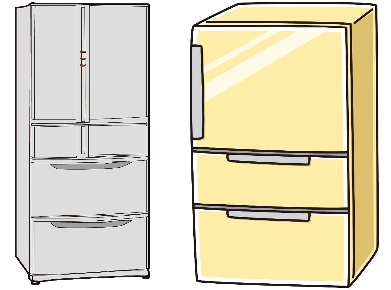 冷蔵庫の回収処分/買取