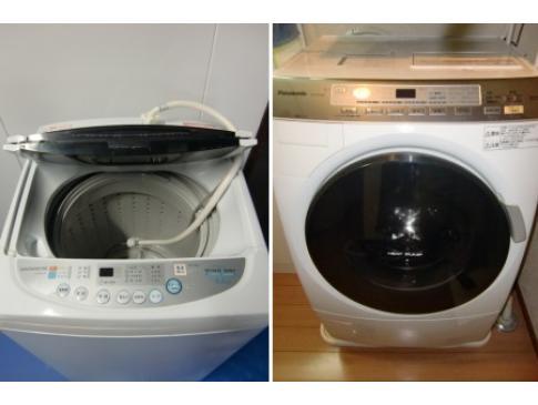 洗濯機・ドラム式洗濯機・乾燥機 買取強化中!