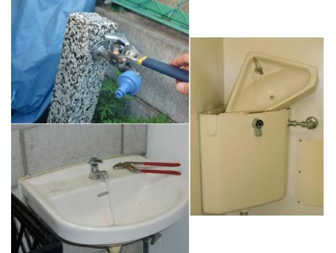 リフォーム・水周り修理・解体工事なども承ります