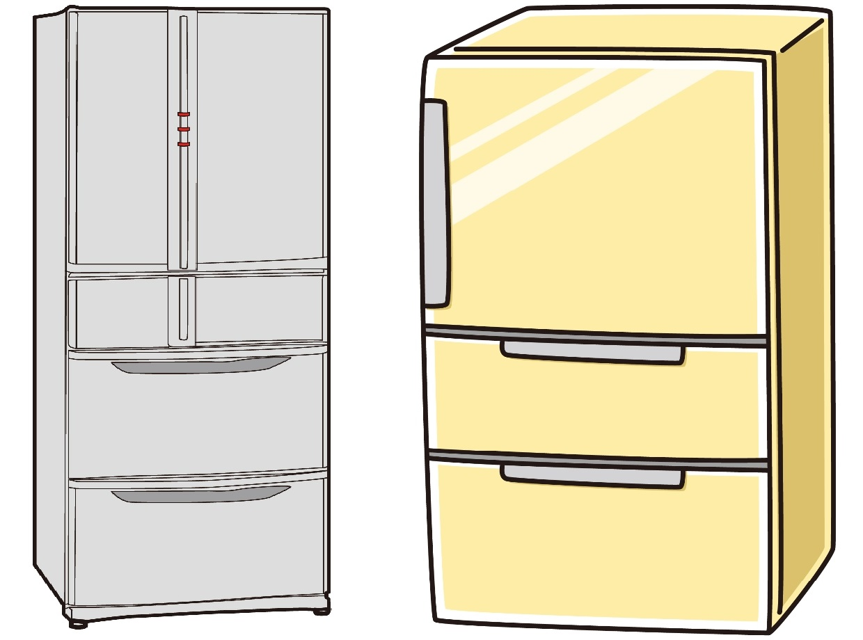 冷蔵庫の回収・処分/買取