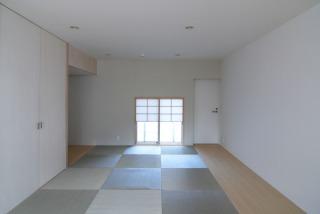 壁撤去・和室改修