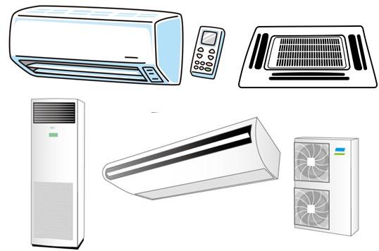 エアコンの格安回収・処分