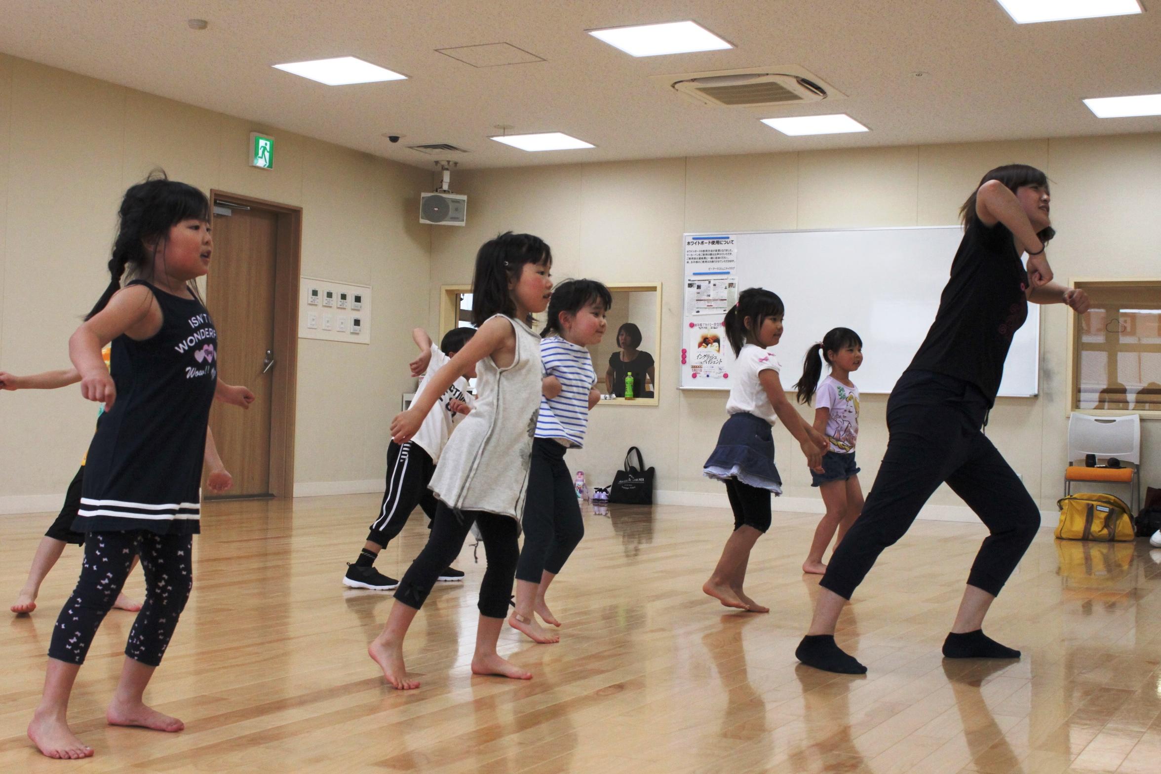 演技・ダンス④
