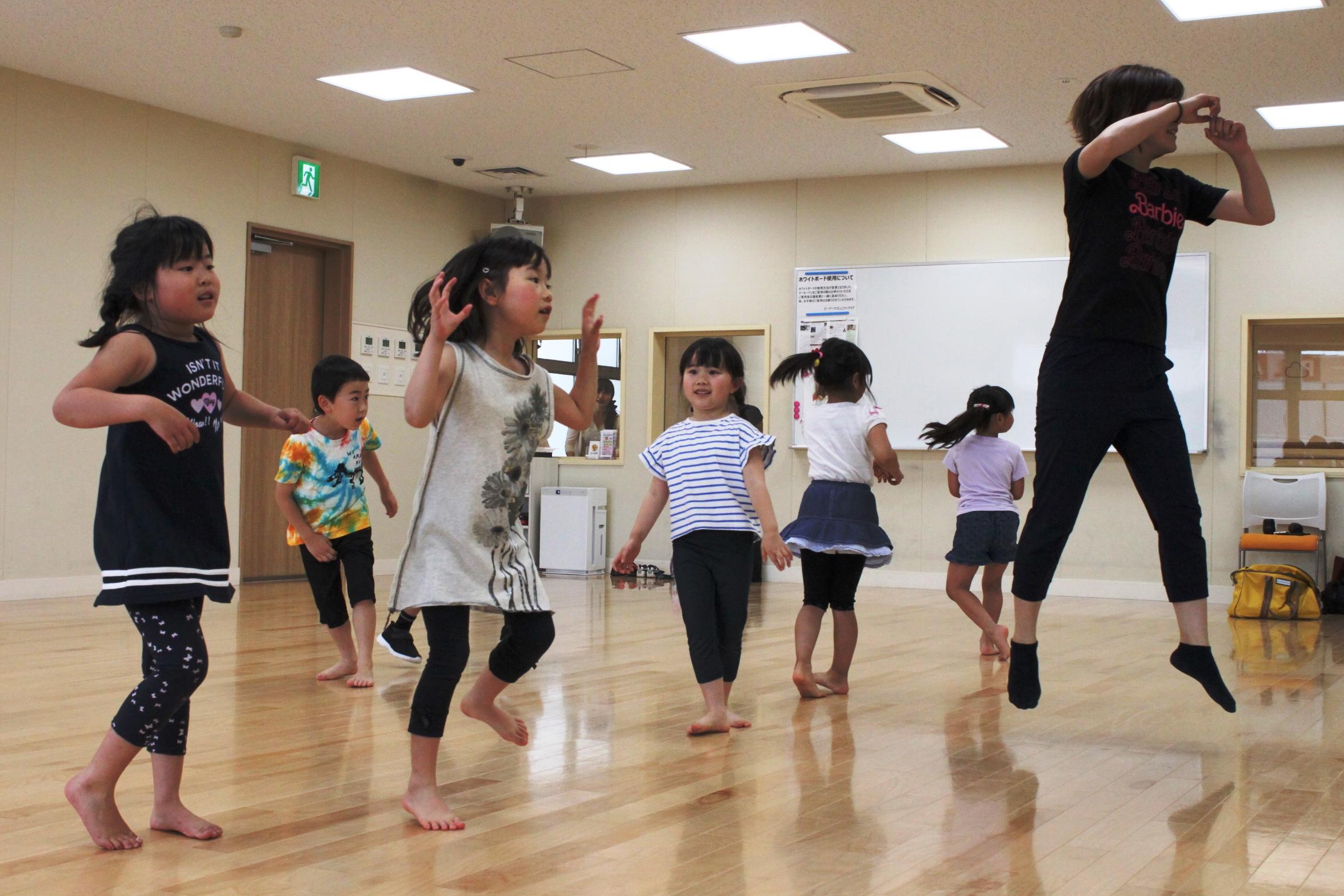 演技・ダンス⑤