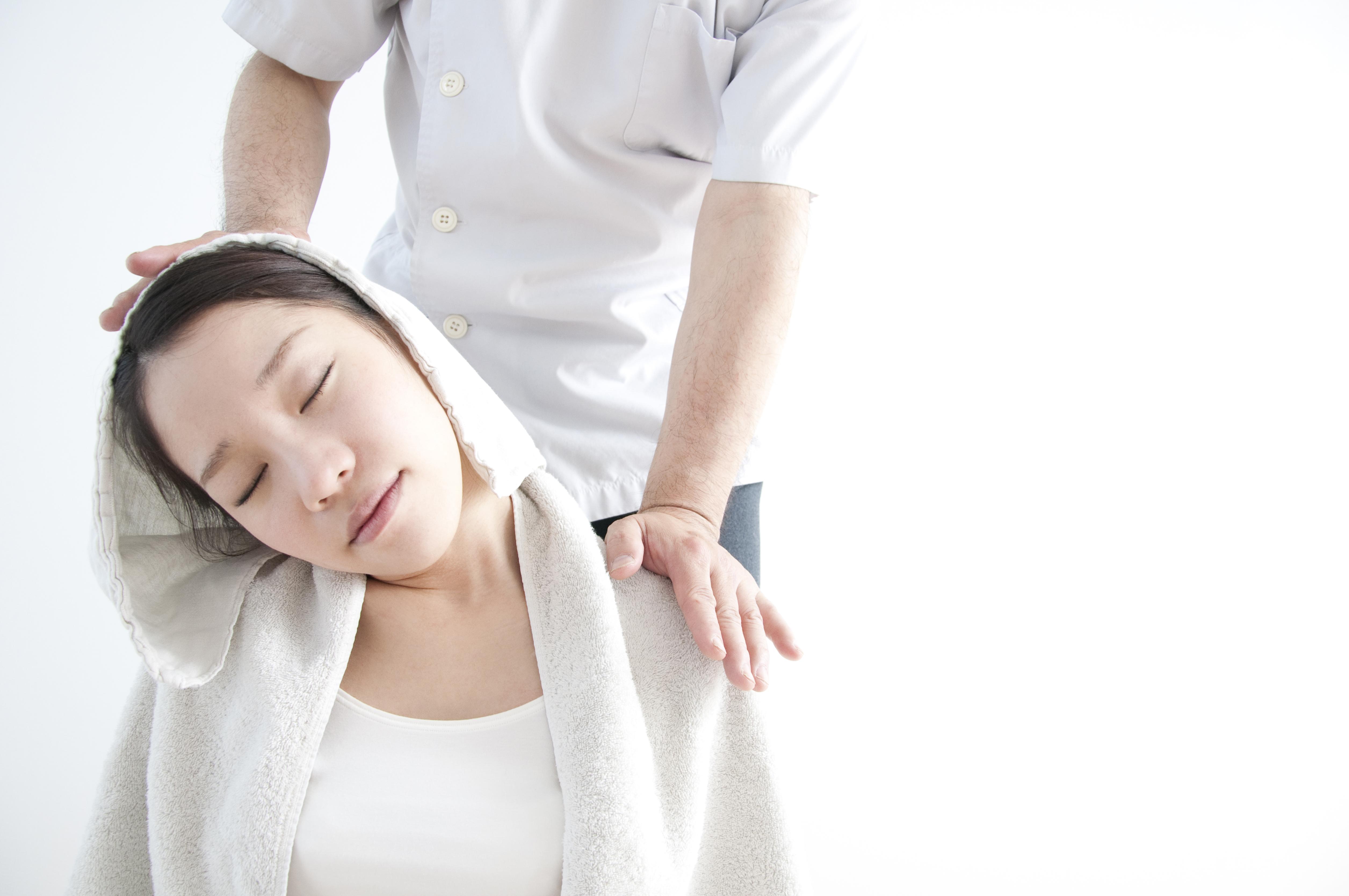 肩こり・腰痛の改善
