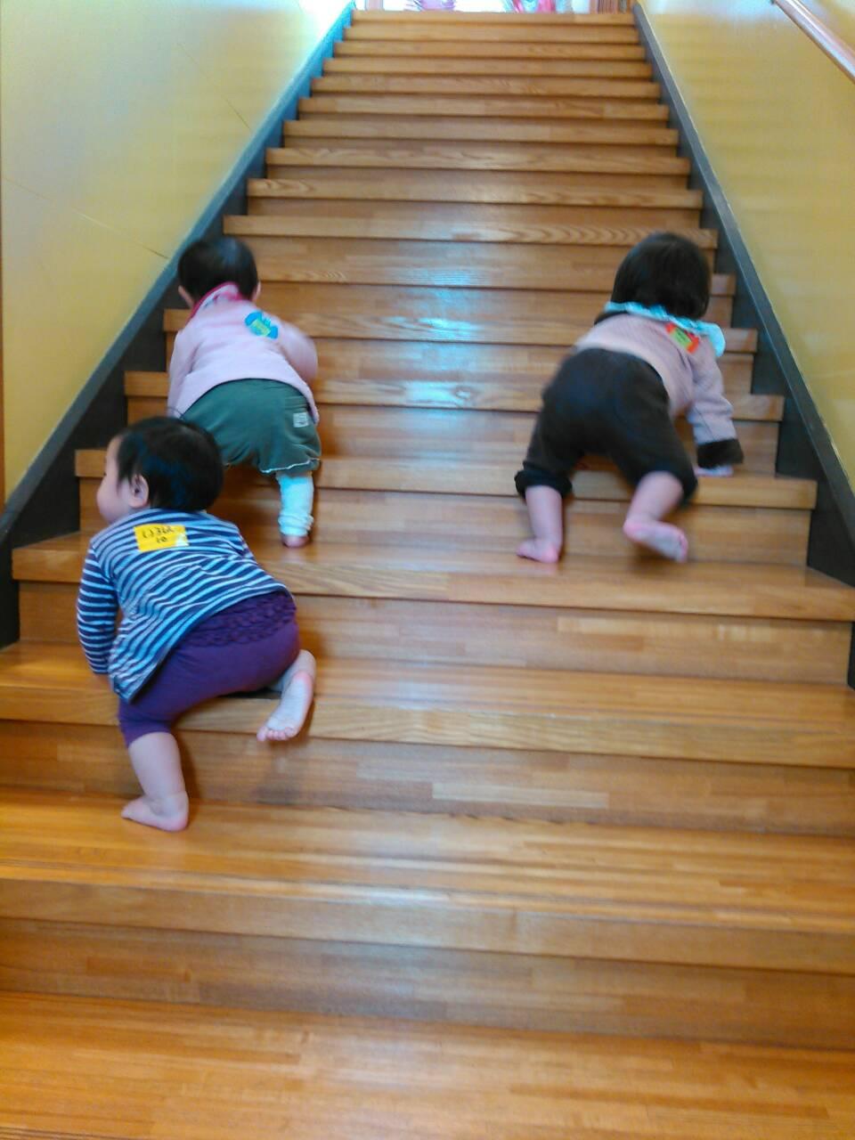 【寺町分館】2階へ登れるかな?