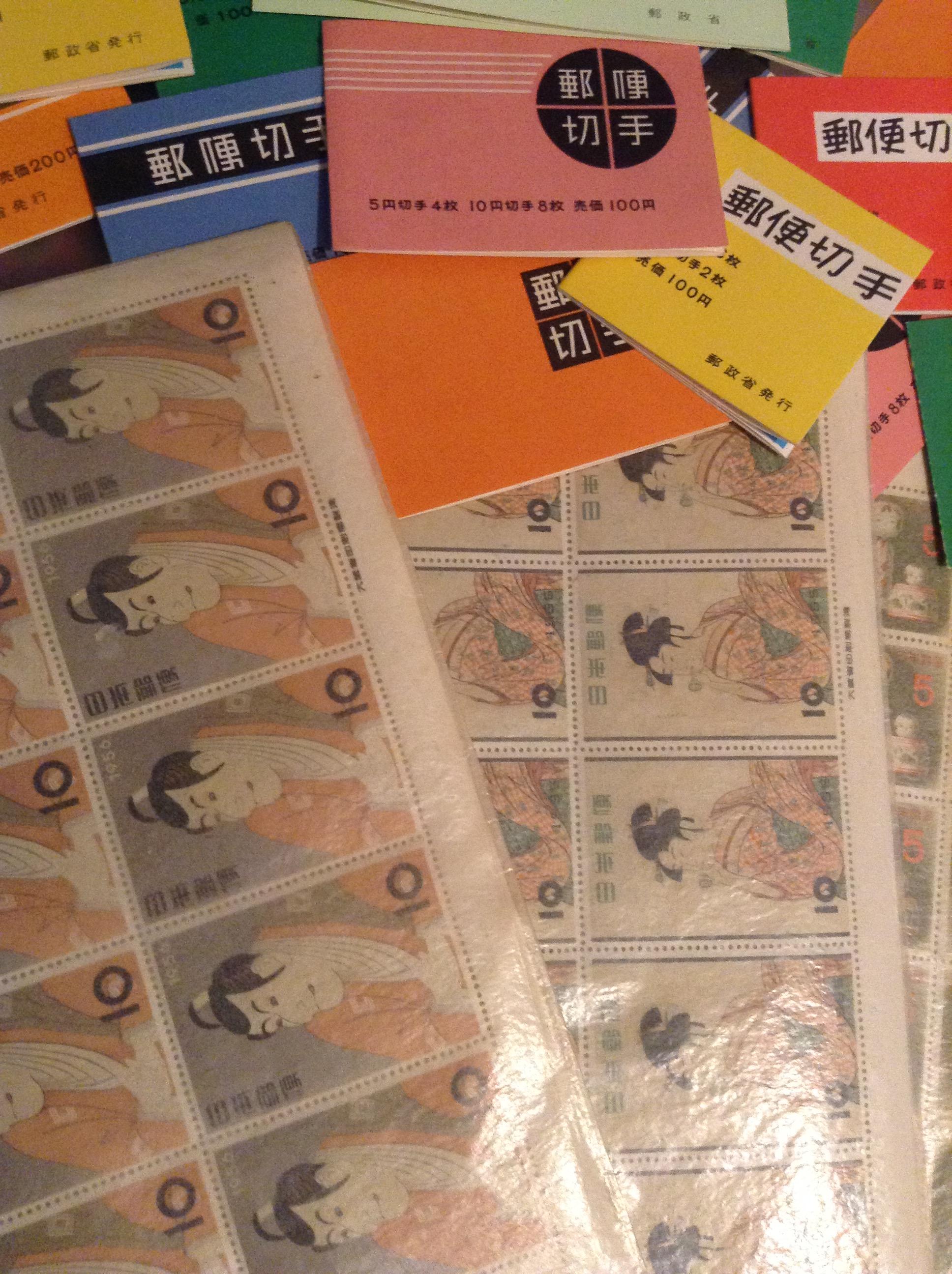古い切手買取強化中です!