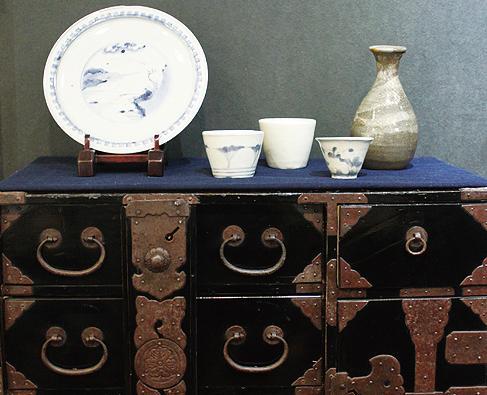 和箪笥やアンティーク(木製品)