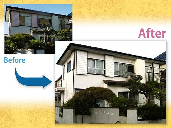 【施工事例】外壁屋根塗装 K様邸