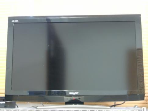 テレビは買取強化中