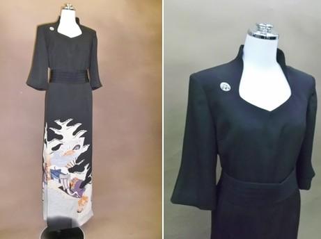 【レンタル】ウェスト切り替えドレス(20,000円・税別)
