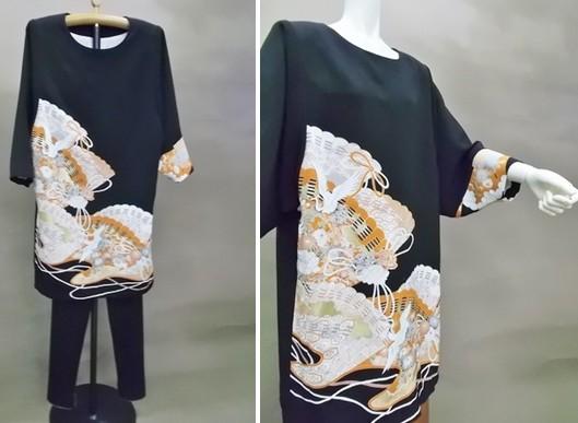 【レンタル】フリーサイズのチュニックドレス(15,000円・税別)