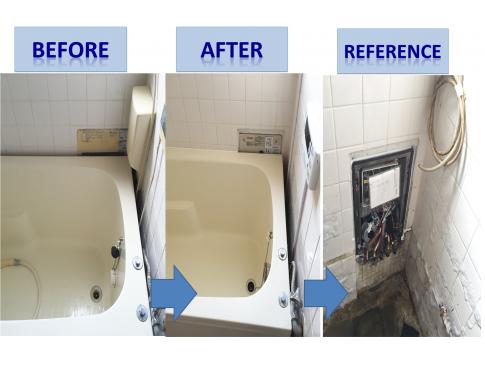 【施工事例】H様邸:壁貫通型給湯器 交換
