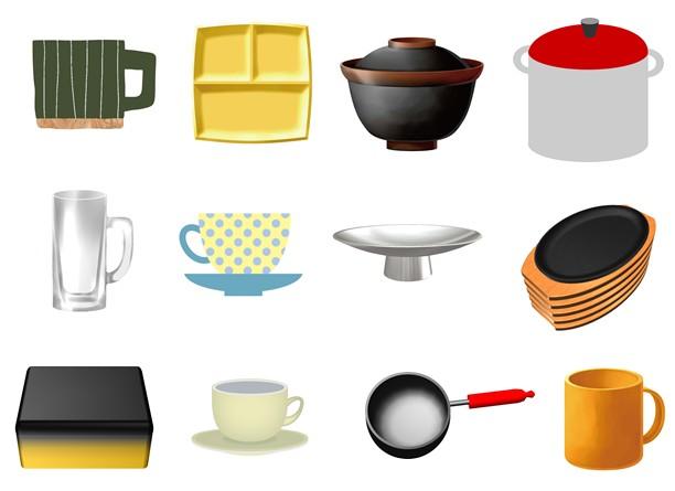 食器・陶器