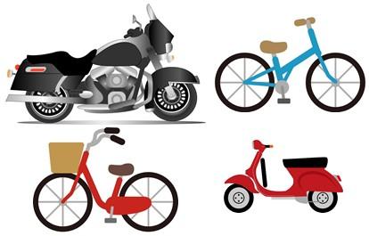 自転車・バイクの回収・処分/買取