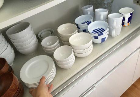 キッチンの収納、取り出しやすい場所、配置を心掛ければすべてはスムーズに。