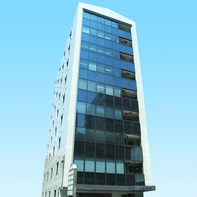 愛晃リサーチ 千葉本社は、ジュピタービル8Fにあります。