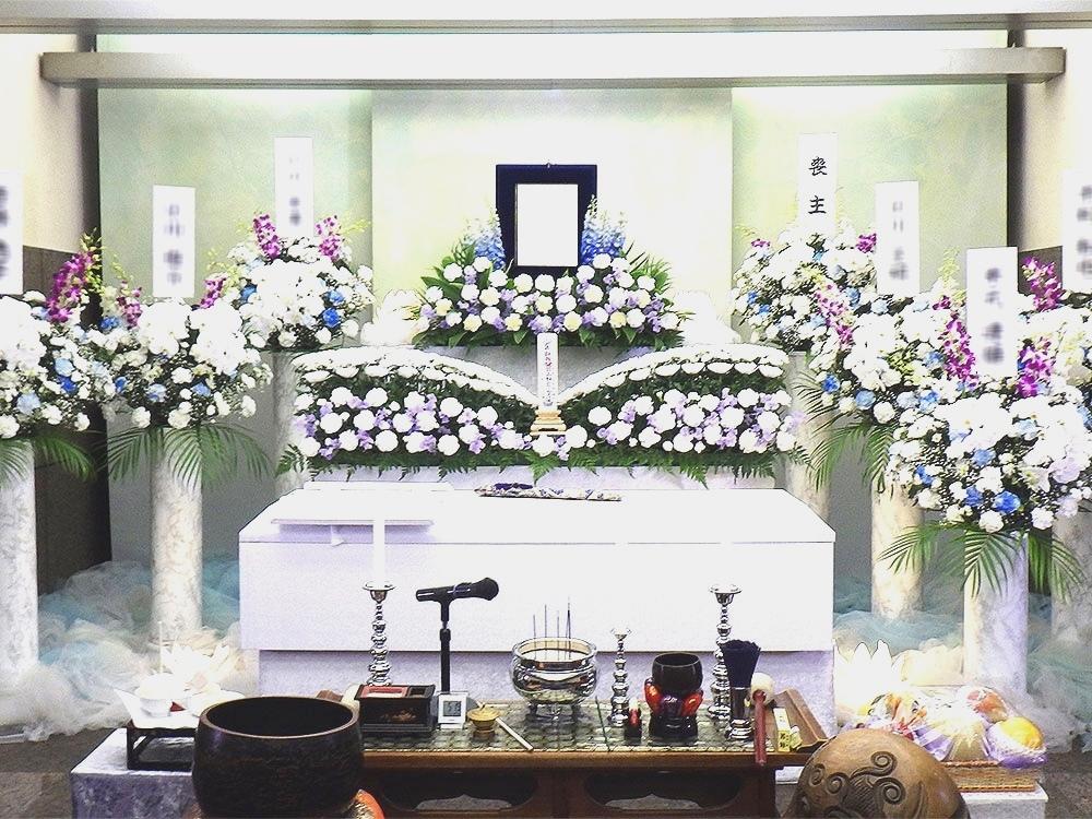 【家族葬プラン】横浜市営斎場 南部斎場