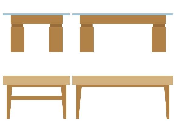 テーブル・机の回収・処分/買取
