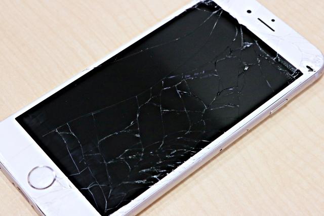 ガラス割れ・液晶修理