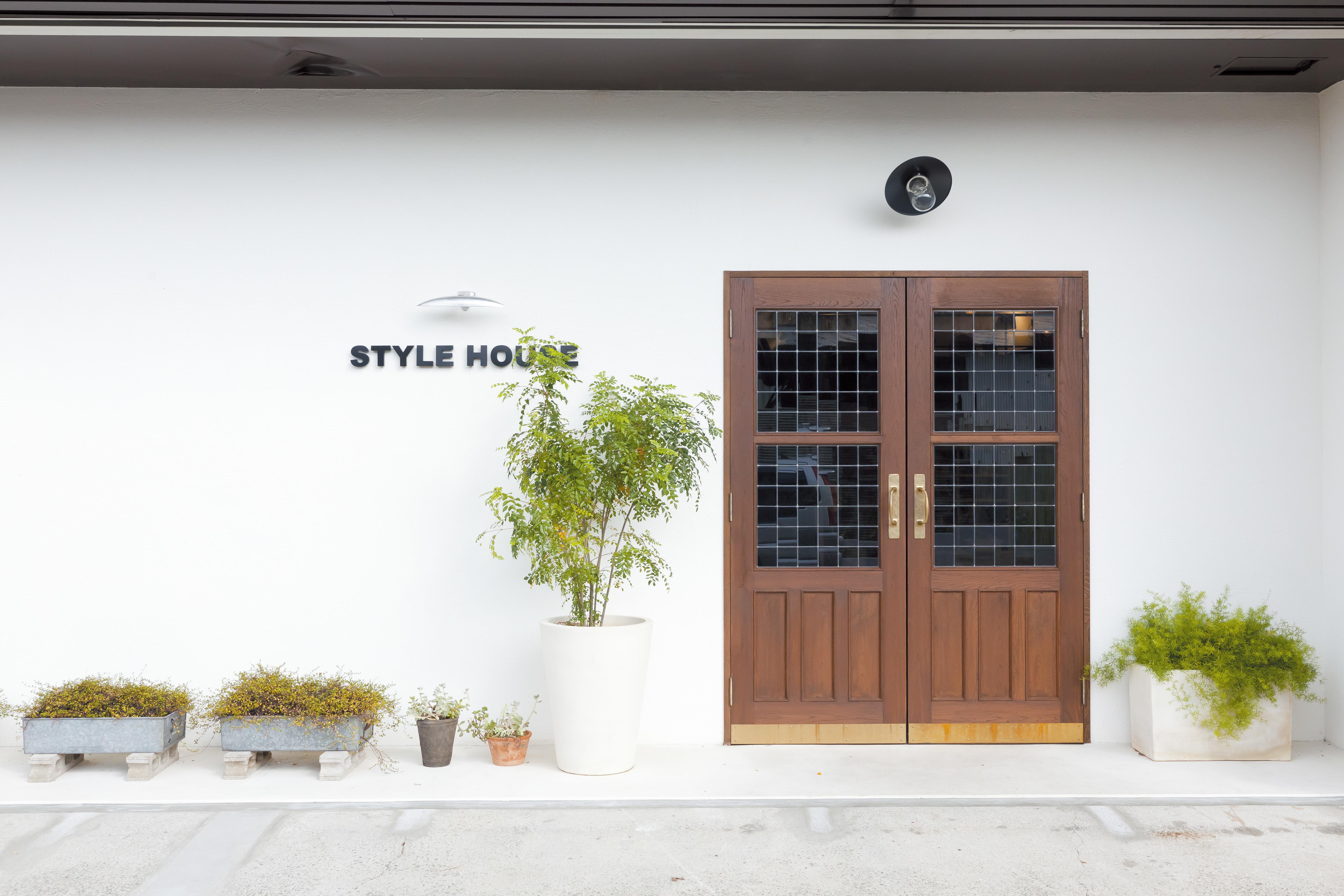 谷上工務店時代に「STYLE HOUSE(スタイルハウス)」として事業化。約10年後に「ALLAGI」に社名変更し、リブランディングを加速させる
