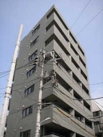 クレアシオン渋谷神山町 Building Image1