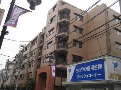 クリオ渋谷ラ・モード 建物画像1